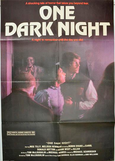 One-Dark-Night-(1982-cover
