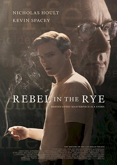 Rebel in the Rye (2017) cvr