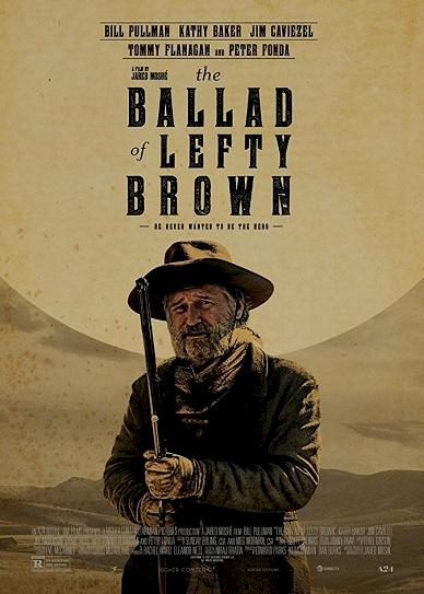 The Ballad of Lefty Brown (2017) cvr