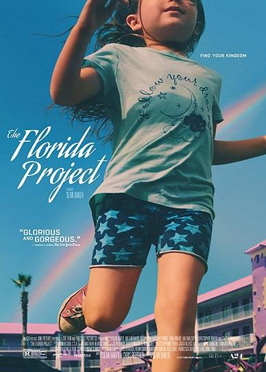 The Florida Project (2017) cvr