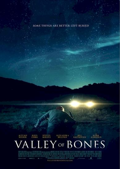 Valley of Bones (2017) cvr