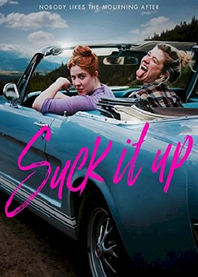 Suck It Up (2017) cvr