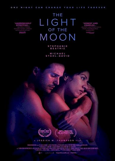 The Light of the Moon (2017) cvr