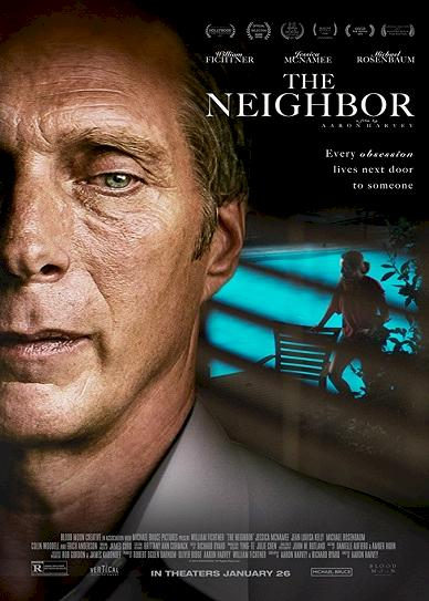 The Neighbor (2017) cvr