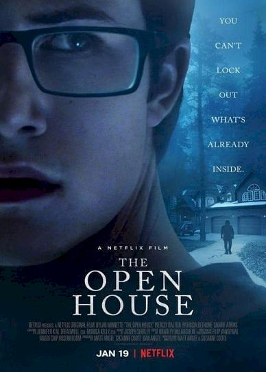 The Open House (2018) cvr