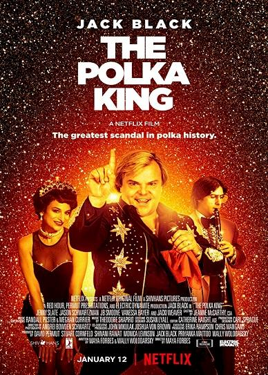 The Polka King (2017) cvr