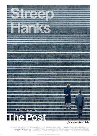 The Post (2017) cvr