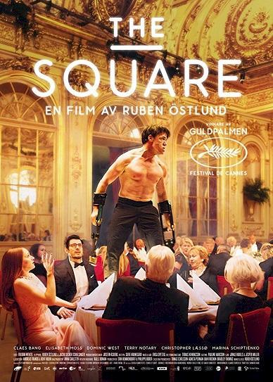 The Square (2017) cover