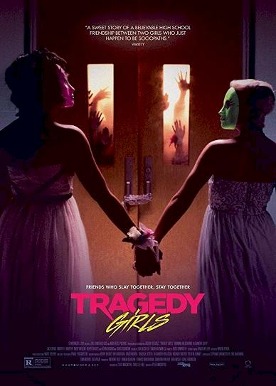 Tragedy Girls (2017) cvr