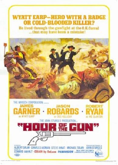 Hour of the gun cover