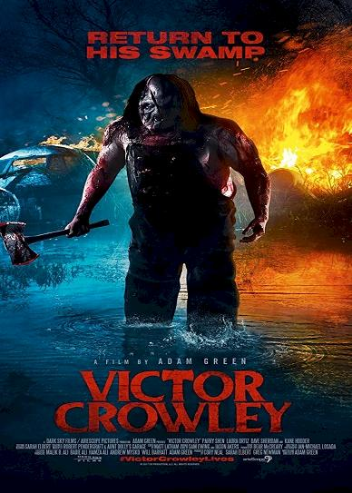 Victor Crowley (2017) cover