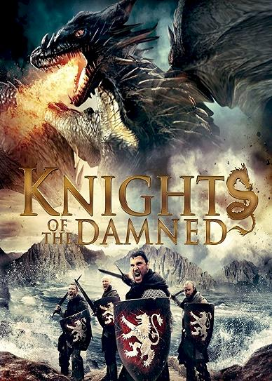 Knights of the Damned (2017) cover