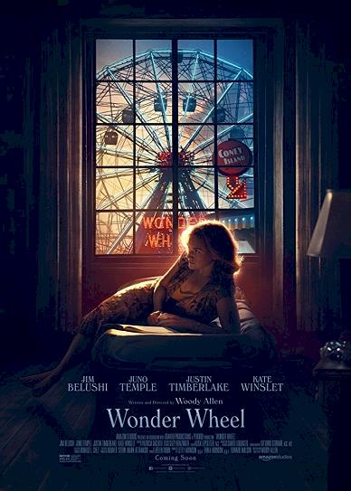 Wonder Wheel (2017) cover