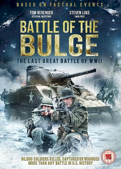 Battle of the Bulge (2018) cover
