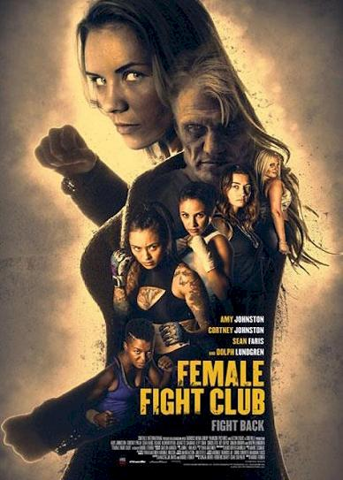 Female Fight Squad (2016) cover