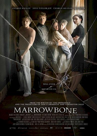 Marrowbone (2017) cover