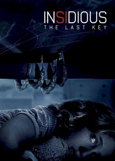 Insidious: The Last Key (2018) Cover Poster