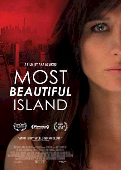 Most Beautiful Island (2017) Cover Poster