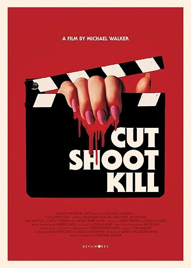 Cut Shoot Kill (2017) cvr