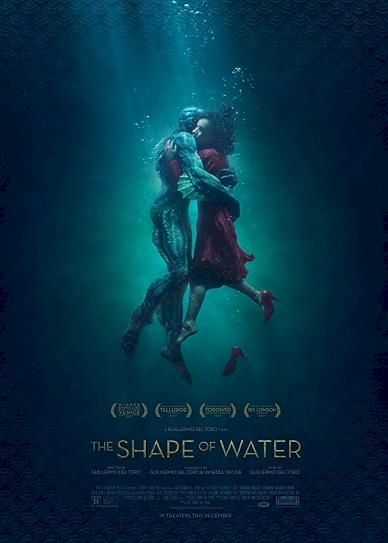 The Shape of Water (2017) cover