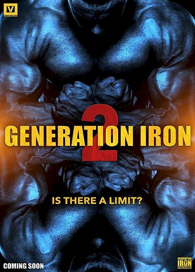 Generation Iron 2 (2017) cover