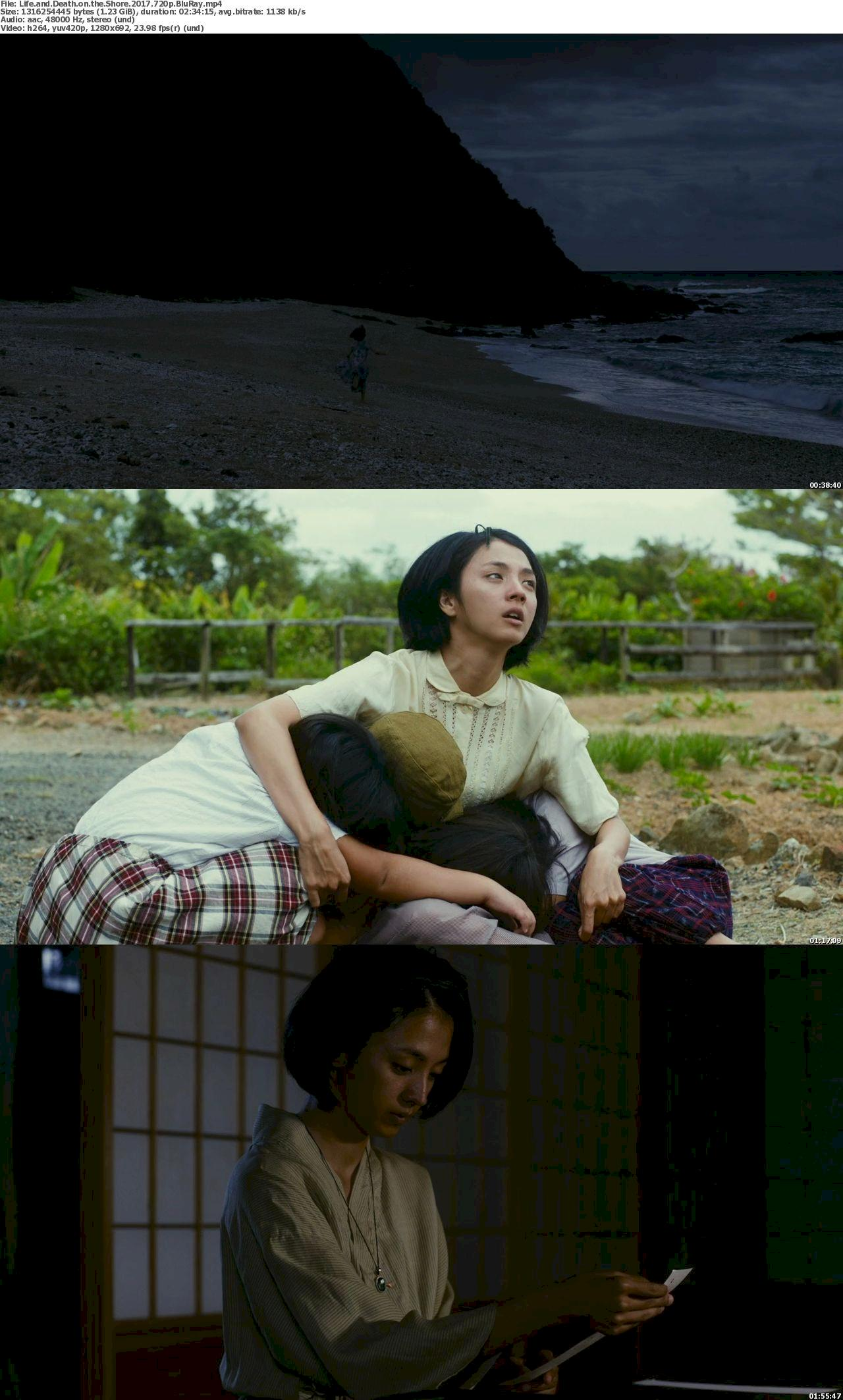 Life and Death on the Shore (2017) [720p & 1080p] BluRay Full Movie Download 720p Screenshot