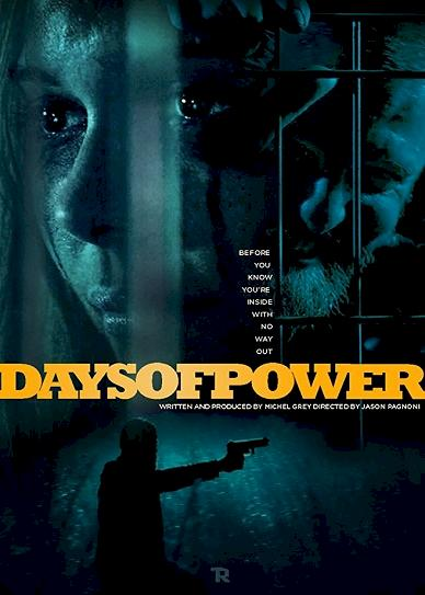 Days of Power (2018) cover