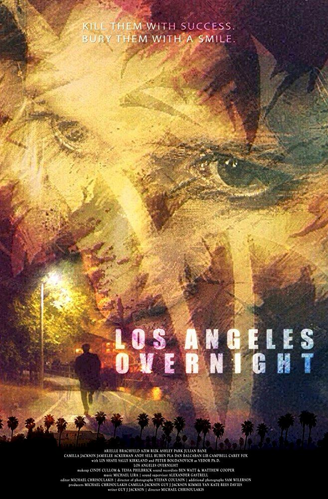 Los Angeles Overnight (2018) Cover