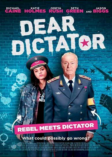 Dear Dictator (2018) Cover