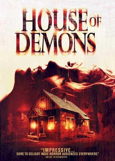Demon House (2018) Cover