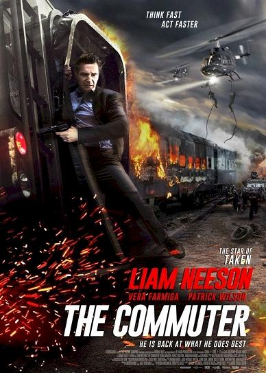 The Commuter (2018) Cover