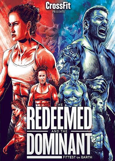 The Redeemed And The Dominant Fittest On Earth (2018) Cover
