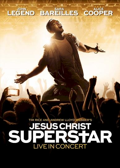 Jesus Christ Superstar Live In Concert (2018) Cover