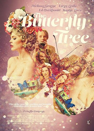 The Butterfly Tree (2017) Cover