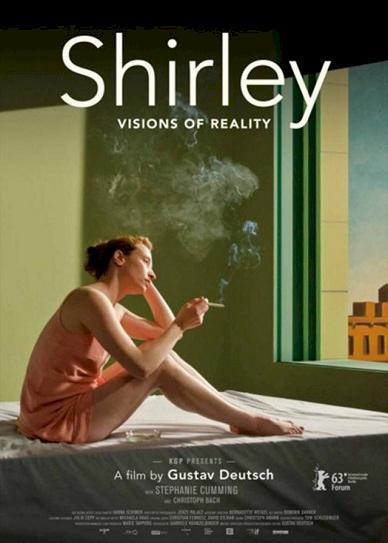 Shirley: Visions of Reality (2013) Cover