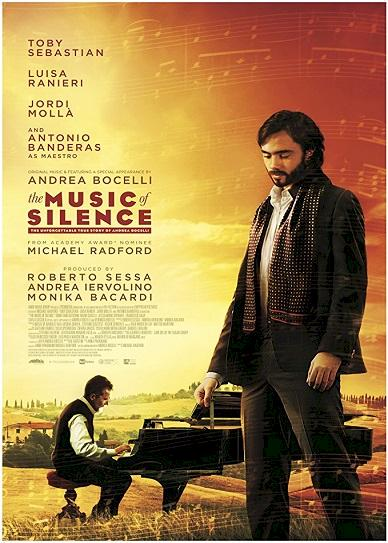 The Music of Silence (2017) Cover