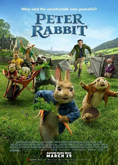 Peter Rabbit (2018) Cover