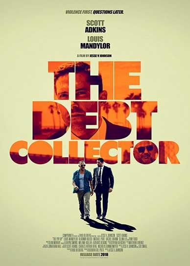 The Debt Collector (2018) Cover