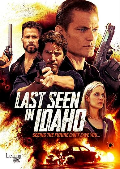 Last Seen in Idaho (2018) Cover