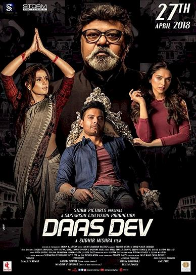 Daas Dev (2018) Cover