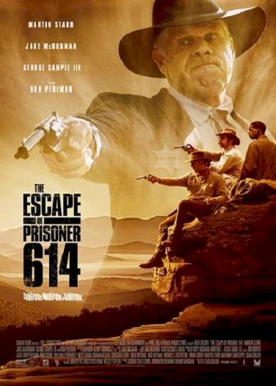 The Escape of Prisoner 614 (2018) Cover