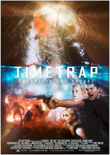 Time Trap (2017) Cover