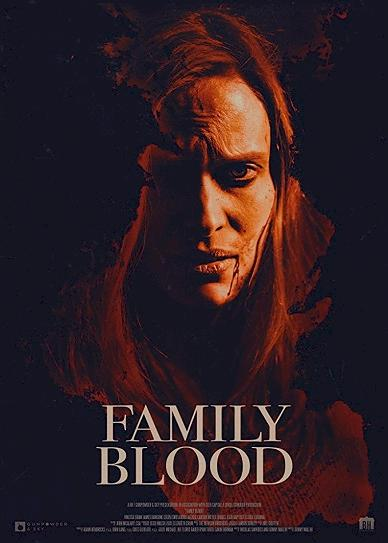 Family Blood (2018) Cover