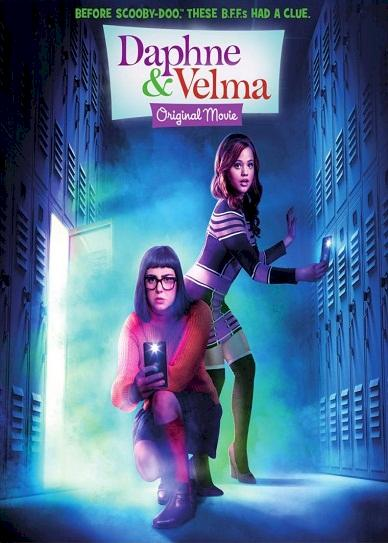 Daphne and Velma (2018) Cover