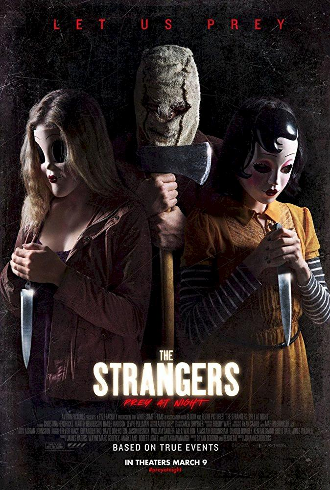 The Strangers: Prey at Night (2018) Cover