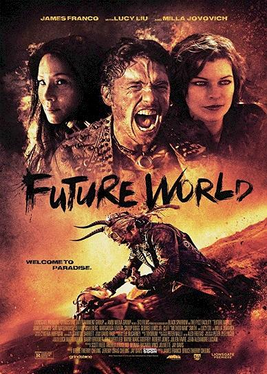 Future World (2018) Cover