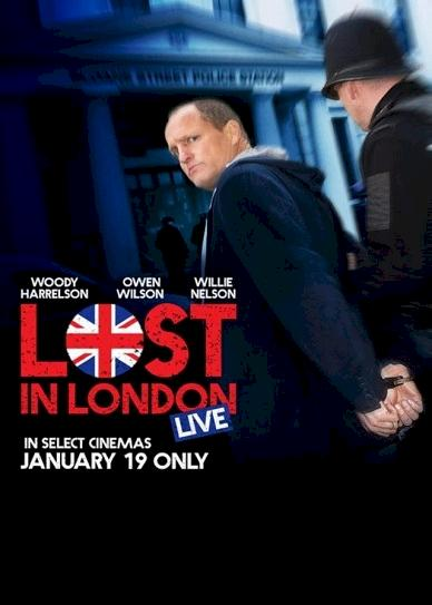 Lost In London (2017) Cover