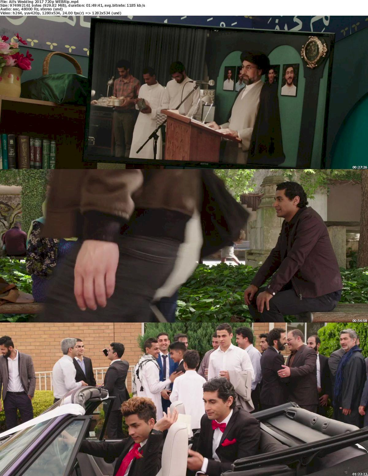 Ali's Wedding (2017) 720p & 1080p Web-Dl Free Download 720p Screenshot