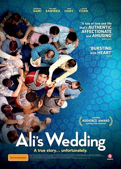 Ali's Wedding (2017) Cover