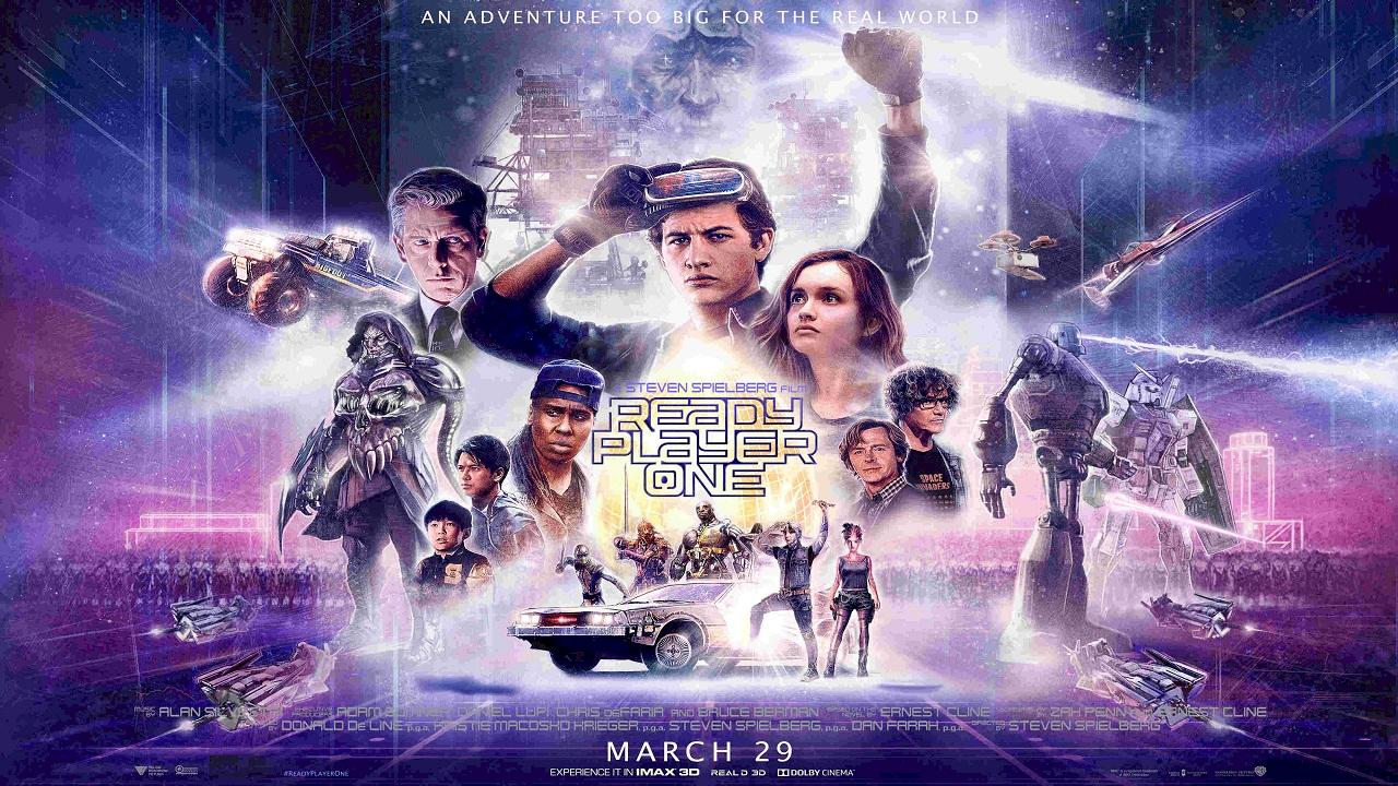 Watch Ready Player One (2018) Movie Online: Full Movie
